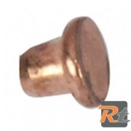 Kit 100 Remaches 3x4.5mm-